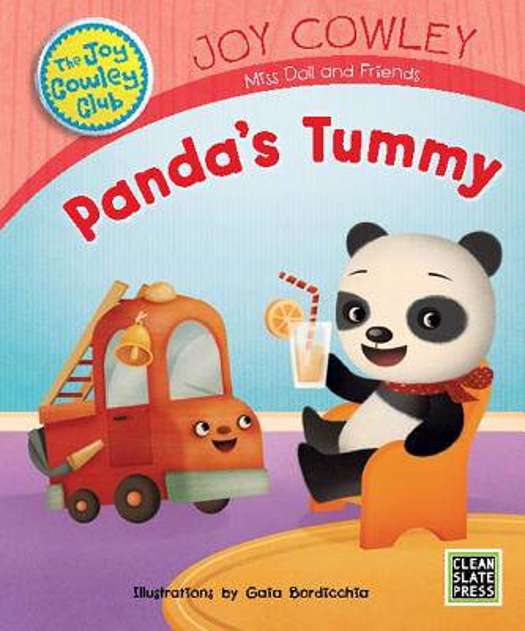 Panda's Tummy