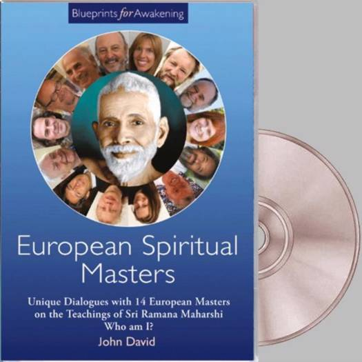 European Spiritual Masters - Blueprints for Awakening