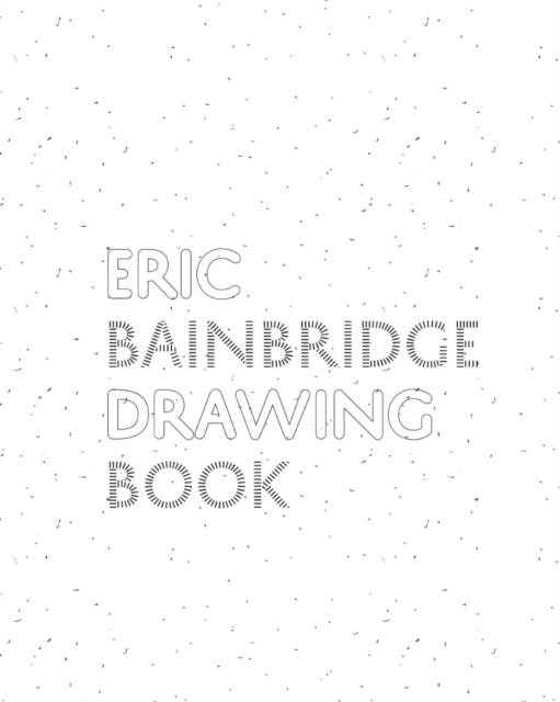 Eric Bainbridge Drawing Book
