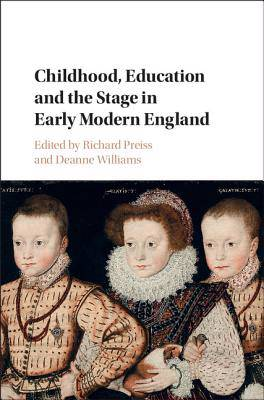 CHILDHD EDUC AND STAGE MOD ENGLAND