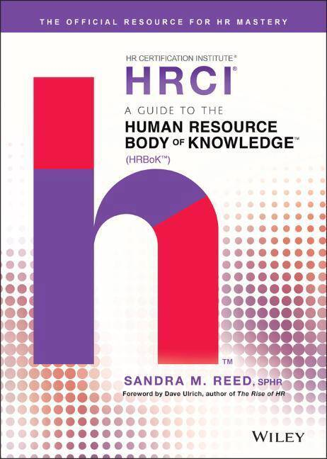 HRCI Official Body of Knowledge