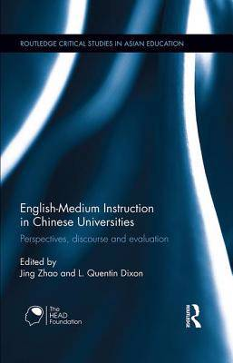 English-Medium Instruction in Chinese Universities
