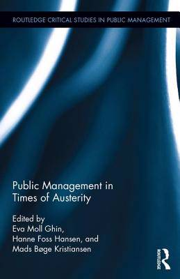 Public Management in Times of Austerity