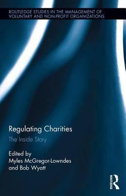 Regulating Charities