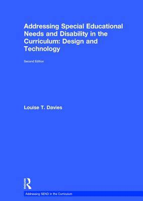 Addressing Special Educational Needs and Disability in the Curriculum: Design & Technology