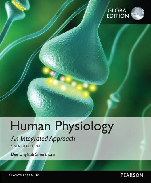 Human Physiology: An Integrated Approach, Global Edition