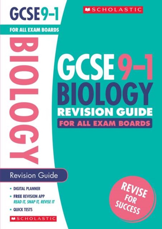 Biology Revision Guide for All Boards