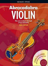 Abracadabra Violin Book 1 (Pupil's book + 2 CDs)