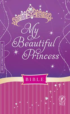 My Beautiful Princess Bible-NLT