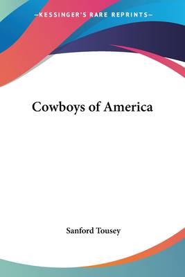 Cowboys of America