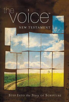 Voice New Testament, Paperback