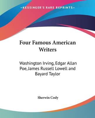 Four Famous American Writers