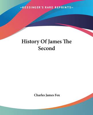 History Of James The Second