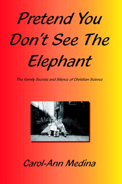 Pretend You Don't See the Elephant