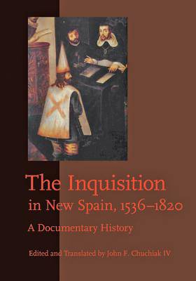Inquisition in New Spain, 1536-1820