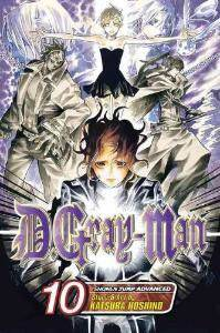 D. Gray-Man, Vol. 10