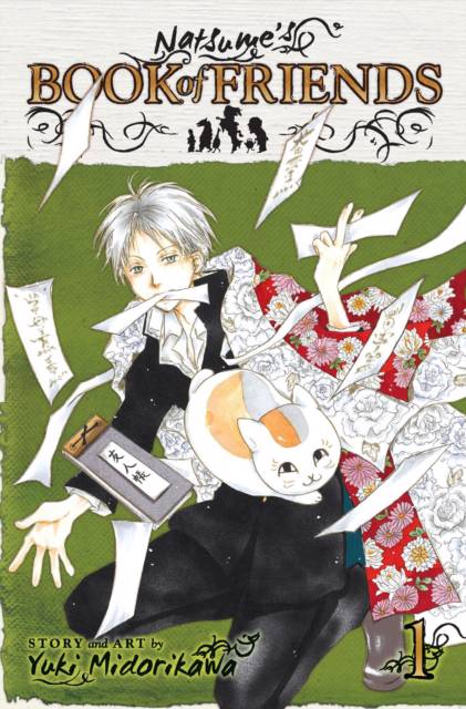 Natsume's Book of Friends, Vol. 1