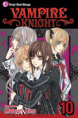 Vampire Knight, Vol. 10