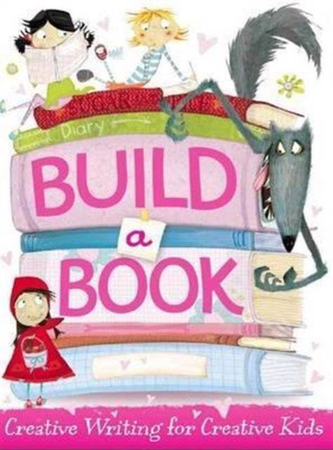 Build a Book: Pink