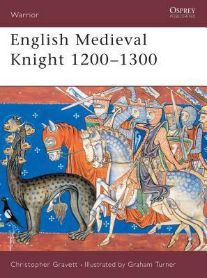English Medieval Knight 1200-1300