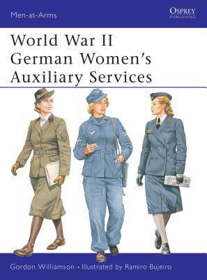 World War II German Women's Auxiliary Services