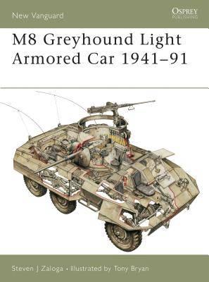 M8 Greyhound Light Armored Car 1941-1991