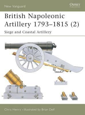 British Napoleonic Artillery 1793-1815