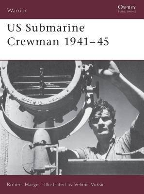 US Submarine Crewman 1941-45