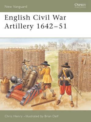 English Civil War Artillery, 1642-1651