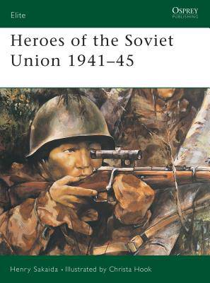 Heroes of the Soviet Union, 1941-45
