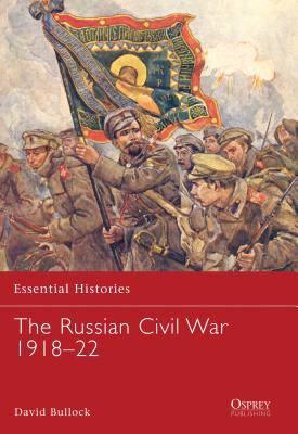 Russian Civil War 1918-21
