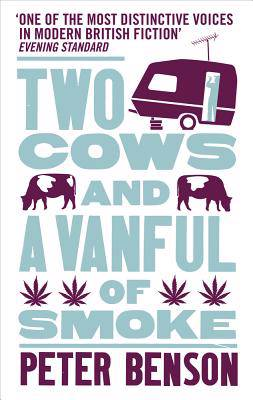 Two Cows and a Vanful of Smoke