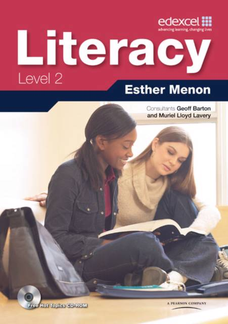 Edexcel ALAN Student Book Literacy Level 2