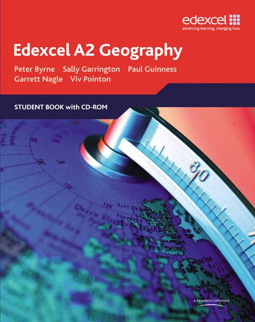 Edexcel A2 Geography SB with CD-ROM