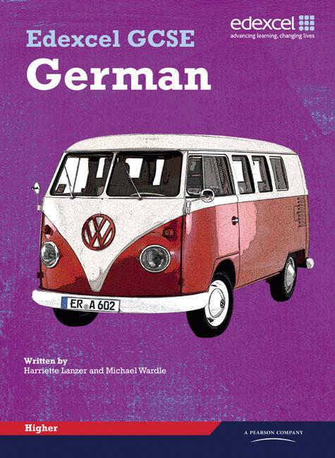 Edexcel GCSE German Higher Student Book