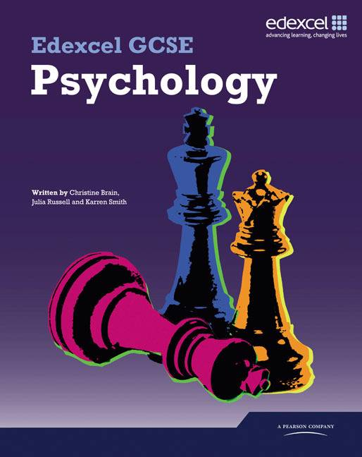 Edexcel GCSE Psychology Student Book