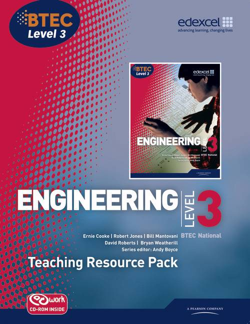 BTEC Level 3 National Engineering Teaching Resource Pack