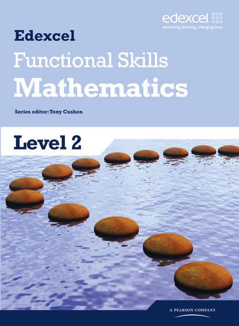 Edexcel Functional Skills Mathematics Level 2 Student Book