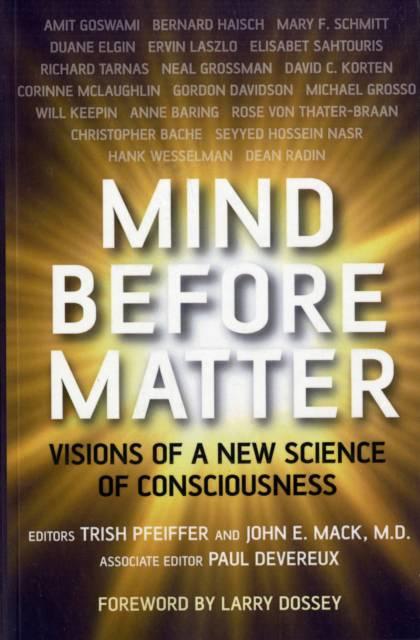 Mind Before Matter