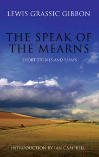 Speak of the Mearns