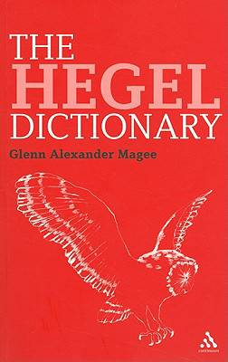 Hegel Dictionary