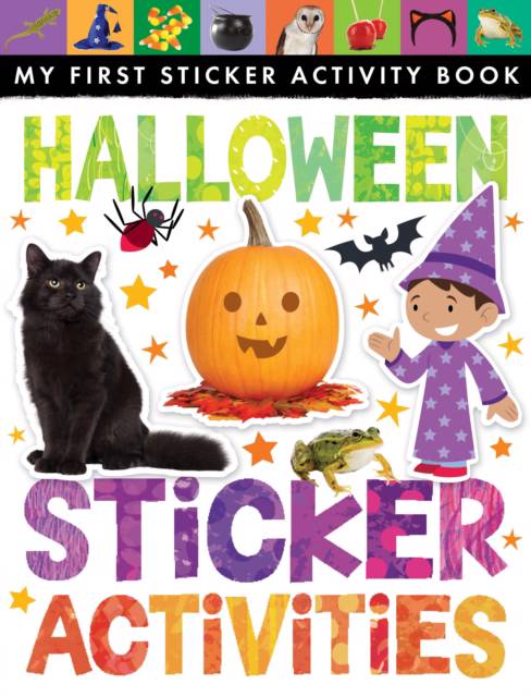 Halloween Sticker Activities