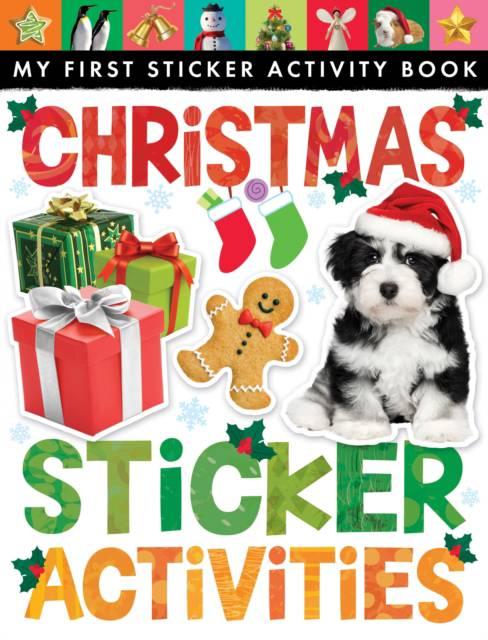 Christmas Sticker Activities