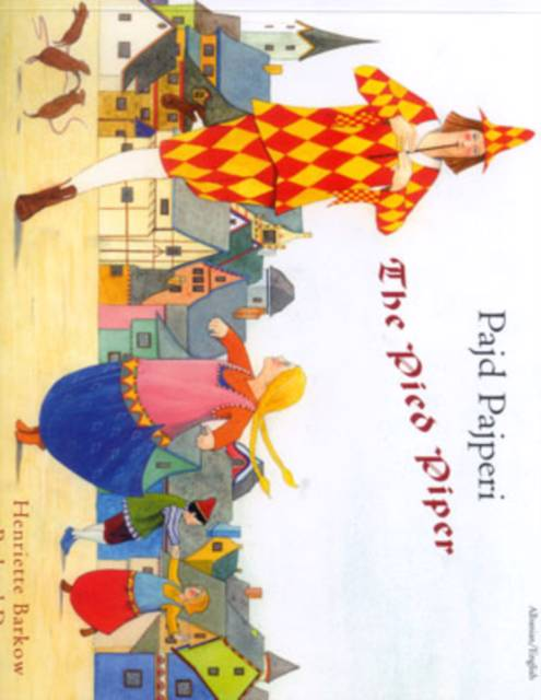 Pied Piper in Albanian and English