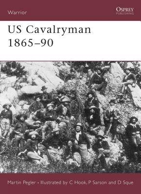 US Cavalryman, 1865-90