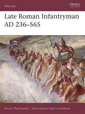 Late Roman Infantryman, 236-565 AD
