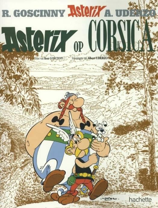 Asterix op Corsica