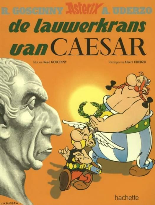 De lauwerkrans van Caesar