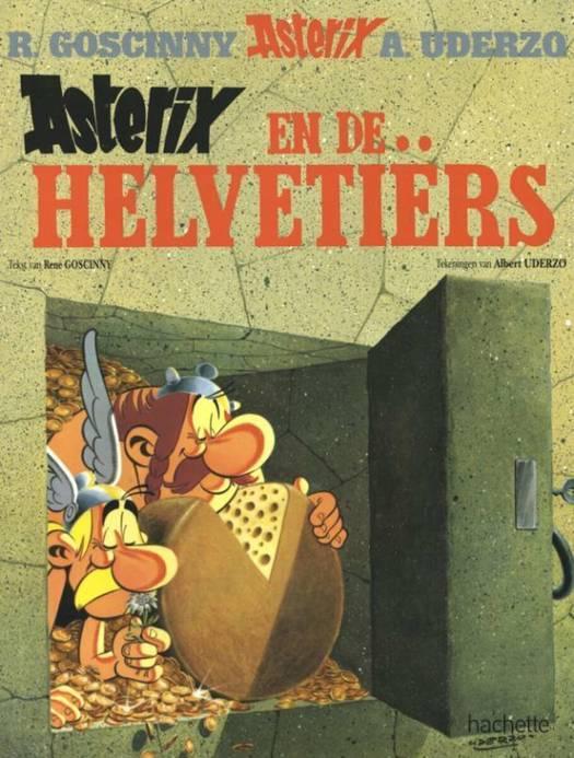 Asterix en de Helvetiërs