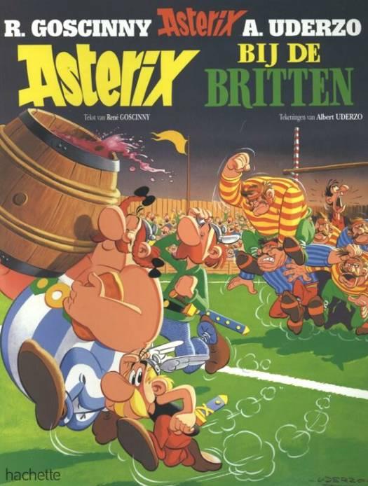 Asterix bij de Britten
